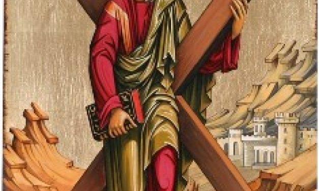 Acatistul Sfântului Apostol Andrei, cel Întâi Chemat – 30 noiembrie