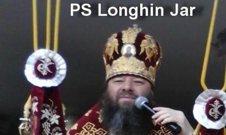 Omul lui Dumnezeu – Părintele Longhin Jar!