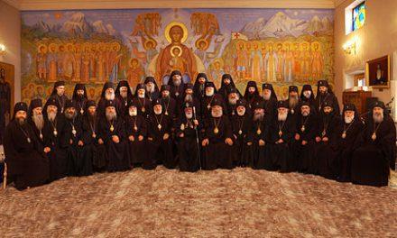 Decizia finala a Bisericii Georgiei cu privire la Sinodul din Creta (REZUMAT)