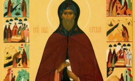 Profeţia Sfântului Cuvios Nil Atonitul, despre antihrist şi sfârşitul lumii