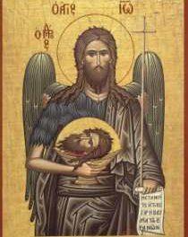 Luna ianuarie în 7 zile: Soborul Sfântului Prooroc, Mergătorului înainte şi Botezătorului Ioan