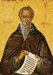 SINAXAR – 30 MARTIE: Pomenirea Preacuviosului Părintelui nostru Ioan, cela ce a scris Scara