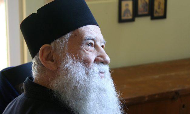 7 CUVINTE – Părintele Gheorghe Calciu