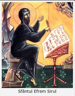 Cuvânt al Preacuviosului Părintelui nostru Efrem Sirul, de suflet folositor
