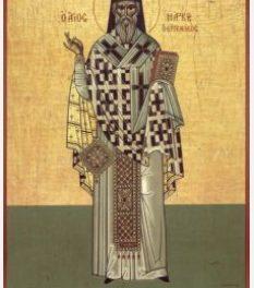 Ultimele cuvinte ale Sfântului Marcu Evghenicul al Efesului