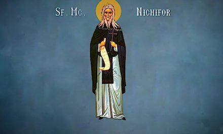 Luna februarie în 9 zile: Pomenirea Sfântului Mucenic Nichifor (†260)
