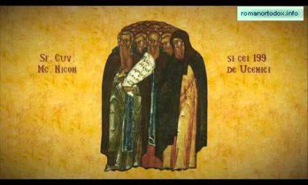 SINAXAR – 23 MARTIE: POMENIREA SFÂNTULUI MUCENIC NICON ŞI A UCENICILOR SĂI O SUTĂ CINCIZECI ŞI NOUĂ (†251)