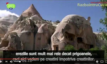 Sfântul Vasilie cel Mare LEUL LUI HRISTOS film documentar subtitrat în română