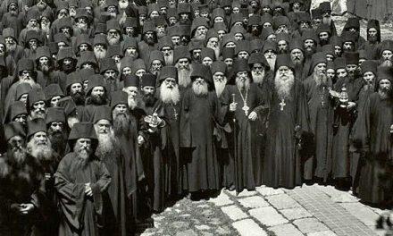 M Ă R T U R I S I R E DE CREDINŢĂ – Dezicerea credincioșilor de pretutindeni de hotărârile apostate ale Sinodului din Creta
