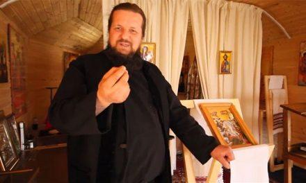 Ieromonah Eftimie Mitra despre caterisirea necanonică a Părintelui Ciprian Staicu