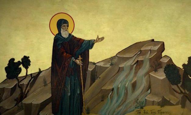 SINAXAR – 7 iulie: pomenirea Cuviosului Părintelui nostru Toma din Maleon (sec. X)