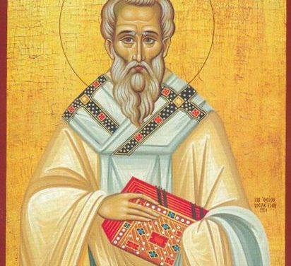 Luna aprilie în 6 zile: pomenirea celui întru Sfinţi, Părintele nostru Eutihie, patriarhul Constantinopolului