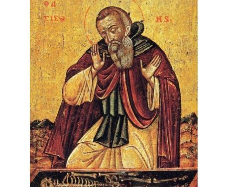 SINAXAR – 6 iulie: pomenirea Cuviosului Părintelui nostru Sisoe cel Mare (†429)