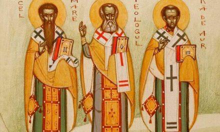 Predica Părintelui Ieronim la praznicul Sfinților 3 Ierarhi – 30 ianuarie 2020