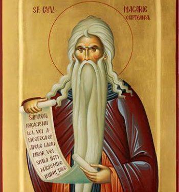 Sfântul Macarie Egipteanul – OMILII DUHOVNICEȘTI