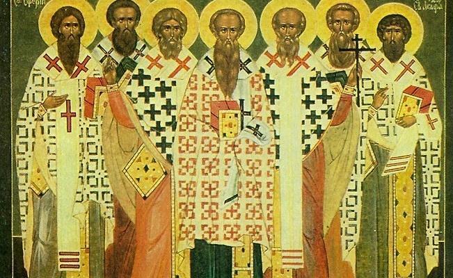 SINAXAR – 7 martie: Pomenirea Sfinţilor, sfinţiţilor Mucenici, care au fost episcopi în Cherson: Efrem, Vasilievs, Evghenie, Agatodor, Elpidie, Capiton şi Eterie