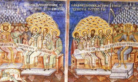 Cele 9 Sinoade Ecumenice ale Bisericii Ortodoxe Universale și minunile care s-au întâmplat – Stâlpii și fortificațiile ortodoxiei