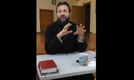 """Care este erezia """"Sinodului"""" din Creta? – Pr. Matei Vulcănescu"""