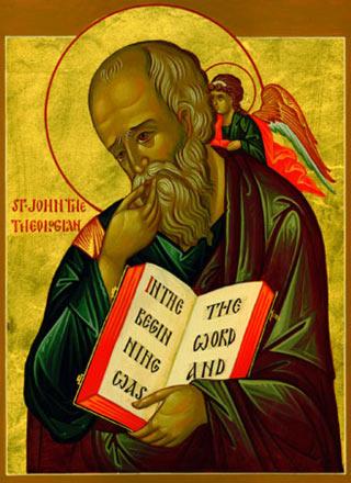 SINAXAR – 8 mai: pomenirea Sfântului şi slăvitului Apostol şi Evanghelist Ioan, ucenicul cel iubit şi iubitor de feciorie, de Dumnezeu cuvântătorul
