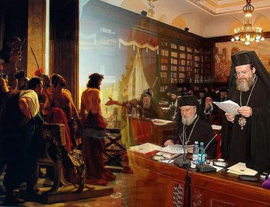 APOSTAZIA CONTEMPORANĂ – O PRIMEJDIE REALĂ ÎMPOTRIVA ORTODOXIEI