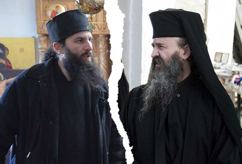 """Stareţul de la Petru Vodă către Părintele Pamvo:""""Pomeneşte-l pe Înaltul şi nu îţi mai am grijă!"""""""