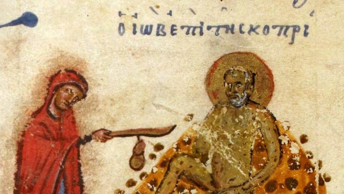 SINAXAR – 6 mai: pomenirea Sfântului şi dreptului Prooroc Iov, cel mult pătimitor