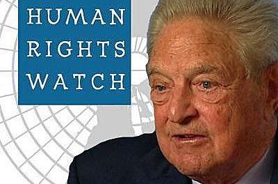 """ONG-ul Human Rights Watch (HRW), finanțat de Soros: Guvernul conservator al Poloniei este o amenințare la adresa """"valorilor europene"""""""