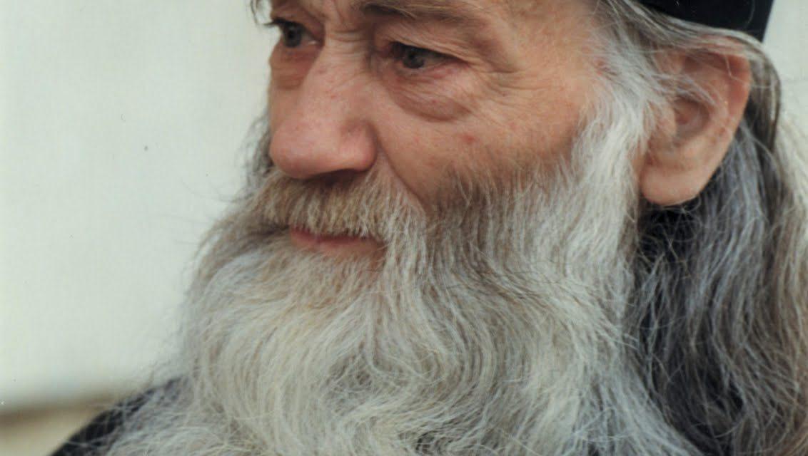 Părintele JUSTIN PÂRVU: Vor ridica biserici mărețe. Nu vom putea intra, pentru că ecumenismul se va înstăpâni în ele