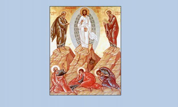 SINAXAR – 6 august: Schimbarea la Față a Domnului