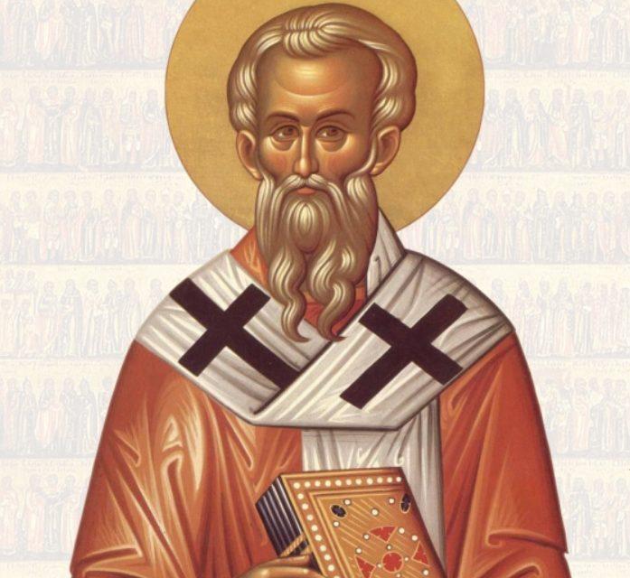 SINAXAR – 3 septembrie: Sfântul, sfințitul Mucenic Antim, episcopul Nicomidiei (†303)