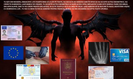 Proiect M.A.I.: Dispare CARDUL DE SĂNĂTATE. Va fi inclus în BULETINUL BIOMETRIC