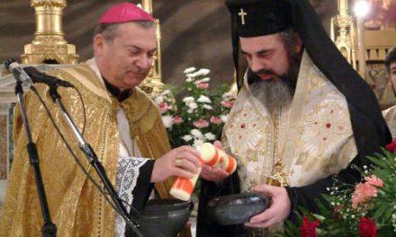 Împărtășania din mâna eretică este OTRAVĂ, nu simplă pâine. Aviz celor ce îndeamnă credincioșii să fie în comuniune cu ECUMENIȘTII