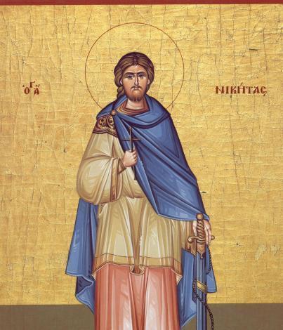 SINAXAR – 15 septembrie: pătimirea Sfântului, Marelui Mucenic Nichita