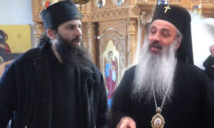Părintele Pamvo este oprit de la slujire şi chemat în Consistoriu