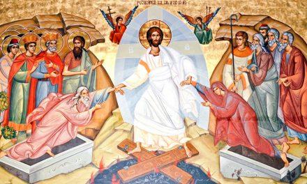 Învierea Domnului nostru Iisus Hristos şi consecinţele ei în interpretarea Sfântului Efrem Sirul