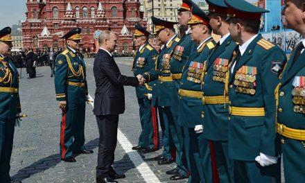 Vladimir Putin își MOBILIZEAZĂ armata