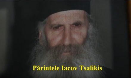 Părintele Iacob Tsalikis – Chipul unui om fericit