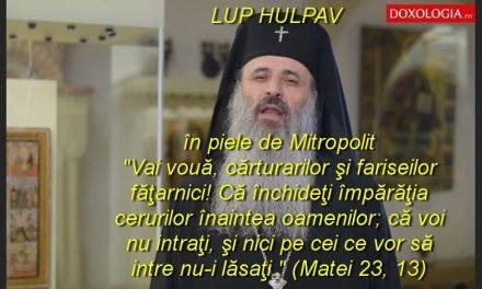PSEUDO-mitr. Savu Teofan îl numește pe Părintele JUSTIN Pârvu, DUȘMAN al ORTODOXIEI