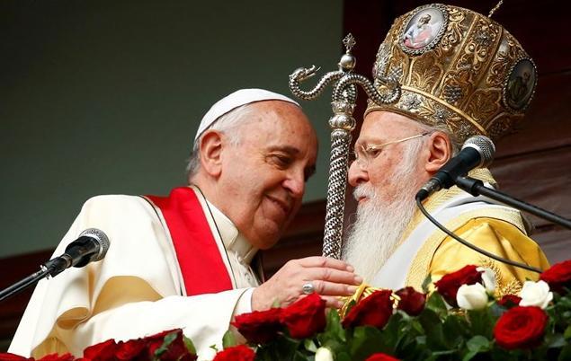 """Gheron Savva Lavriotul – de la diagnosticarea bolii (panerezia ecumenismului), la tratarea ei: ,,Să nu avem comuniune cu trădătorii credinței noastre… Ca să rămânem în Biserică și în comuniune cu Sfinții trebuie să nu avem comuniune cu ereticii, adică cu aceia care se scot ei înșiși în afaraBisericii""""."""
