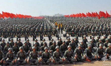 China a trimis 150.000 de militari la granita cu Coreea de Nord
