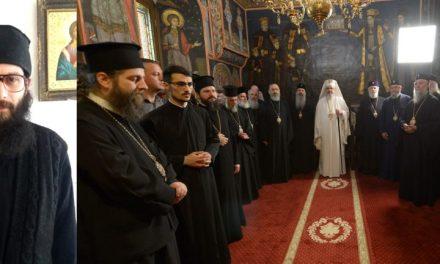 Părintele Pamvo cere Sinodului Sfintei Biserici aplicarea canonului care prevede că episcopul nu poate judeca chestiuni care îl privesc