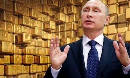 MOARE DOLARUL? Rusia şi alte ţări BRICS PĂRĂSESC sistemul bancar global pentru unul BAZAT pe AUR