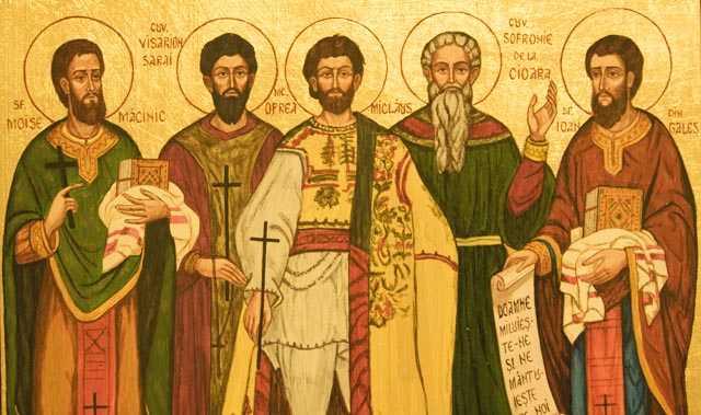 SINAXAR – 21 octombrie: pomenirea Preacuviosului Părintelui nostru Ilarion cel Mare (†372) și a Sfinților Mărturisitori Ardeleni