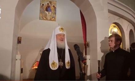 """Video. HULA PATRIARHULUI KIRIL: """"Creştinii şi musulmanii se roagă Unuia şi Aceluiaşi Dumnezeu"""""""