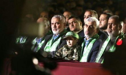 """Organizația Hamas renunță la distrugerea statului Israel și acceptă crearea unui """"stat palestinian suveran cu capitala la Ierusalim, în frontierele de la 1967"""""""