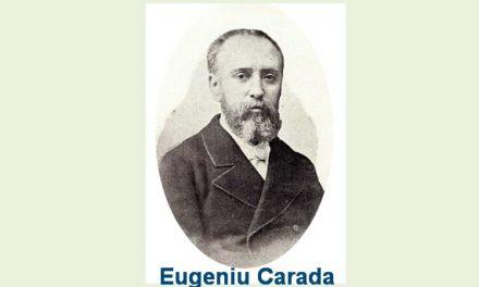 EUGENIU CARADA – a apărut de nicăieri cu o sumă colosală de bani şi a înfiinţat BANCA NAŢIONALĂ A ROMÂNIEI. A cui e deci BNR?