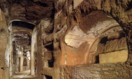 UN STRIGĂT DIN «CATACOMBE»