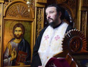 Părintele Ieronim Cozma drept învață cuvântul adevărului