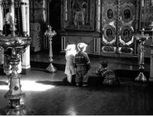 În coate și în genunchi… pentru iubirea lui Dumnezeu
