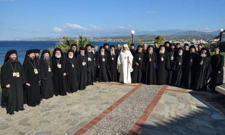 """SCHISMĂ face cine acceptă """"sinodul din Creta"""", căci se desparte de Hristos și de Biserica Lui"""